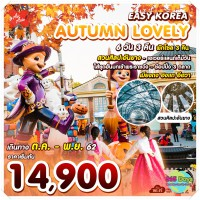EASY KOREA AUTUMN LOVELY 6D