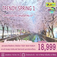 KOREA TRENDY SPRING 1