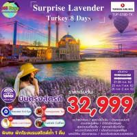 Surprise Lavender Turkey 8Days