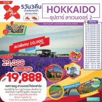 HOKKAIDO ซุปตาร์ ลาเวนเดอร์ 2