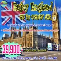 ENJOY ENGLAND 6D